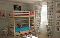 Кровать двухъярусная Вуд