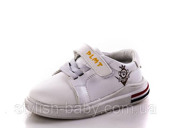 Детская спортивная обувь оптом. Детские кеды бренда Paliament для мальчиков (рр. с 21 по 26), фото 2