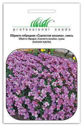 Семена обриеты Скалистая мозаика смесь 0,1 г, Hем Zaden