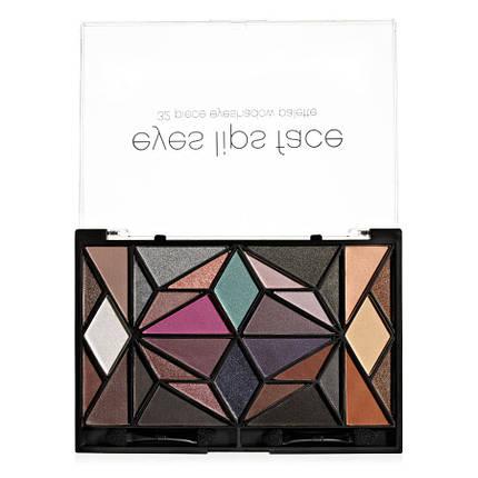 Палитра теней на 32 цвета e.l.f. Studio 32-Piece Geometric Eyeshadow Palette, фото 2