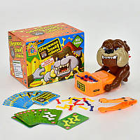 Игра настольная детская «Осторожно, злая собака!»