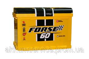 Аккумулятор автомобильный Forse Westa 60AH R+ 600A
