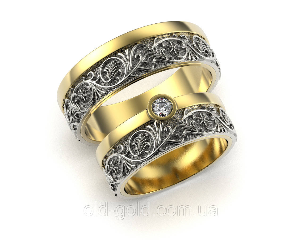 7f6ca25bf2db Обручальные кольца