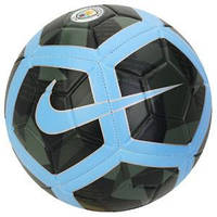 Мяч футбольный Nike Manchester City Strike Football Soccer Ball, Код - SC3282-332