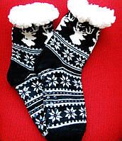 Теплі шкарпетки (на флісі)