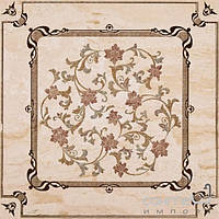 Плитка для ванной Pamesa Плитка для пола декор Pamesa DANTE RIMINI MARFIL 600