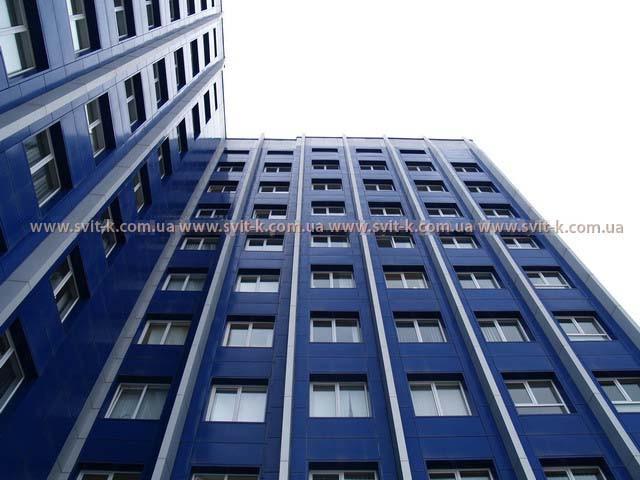 """ООО """"Гросс Меркури"""" - фасадные системы из алюминиевых композитных панелей"""