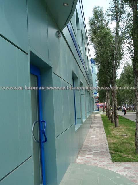 СПД Пушкарская - алюминиевые композитные панели в фасадном строительстве