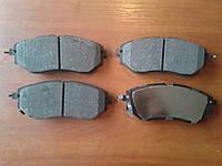 Колодки тормозные передние ROADHOUSE 21137. 02 Subaru Legacy IV, Outback 03-09, Subaru Tribeca 05- Impreza 09-, фото 1