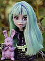 П,Кукла Monster High New Scaremester Twyla Doll Твайла, фото 3