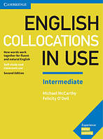 English Collocations in Use Second Edition Intermediate с ответами
