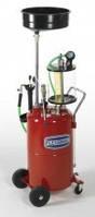 Комбинированная установка для замены масла с предкамерой (3198) 80л с предкамерой
