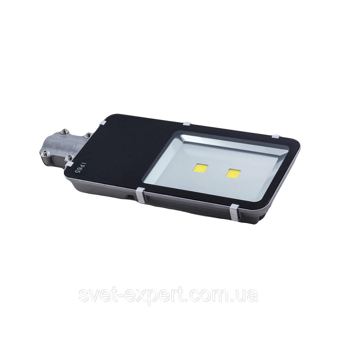 Світлодіодний вуличний світильник Евросвет ST-100-03 100W IP65