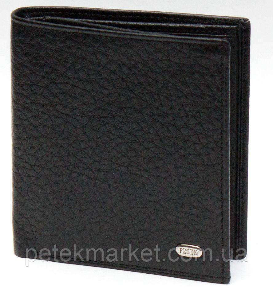 Кожаное мужское портмоне Petek 212