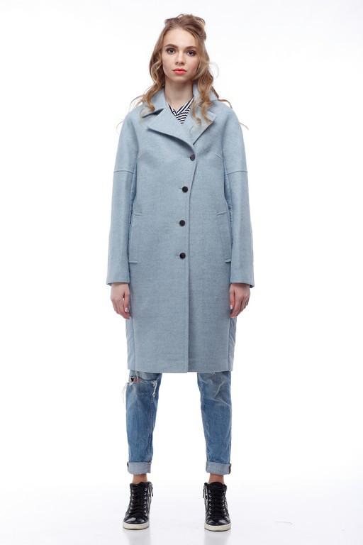 Женское мега стильное пальто кашемир и плащевка тренд года 2018 ... a0e4411fd5769