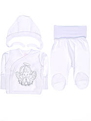 Комплект  для новорожденных Татошка р.50-62см