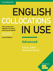 English Collocations in Use Second Edition Advanced з відповідями