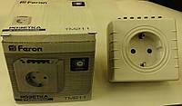 Розетка с таймером электронная  Feron TM211, фото 1