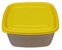 """Пищевой контейнер пластиковый (судок) 1 литр """"ЧП КВВ"""""""