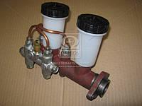 Цилиндр тормознойглавный УАЗ с сигнальным устройством и 2-мя бачками (ст/о) (производство АДС, г.Ульяновск), AFHZX
