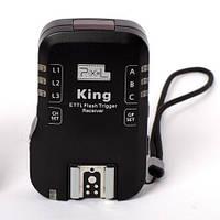 Радиосинхронизатор вспышек Pixel King Canon (дополнительный приемник)
