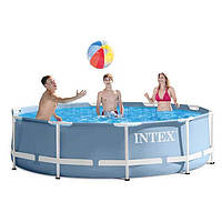 Круглый каркасный бассейн Intex 305х76 см (28212)