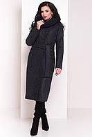 Пальто Габриэлла 4151, темно - синий