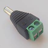 Штекер переходник питания под зажим AF01 DC 5.5*2.1, фото 2