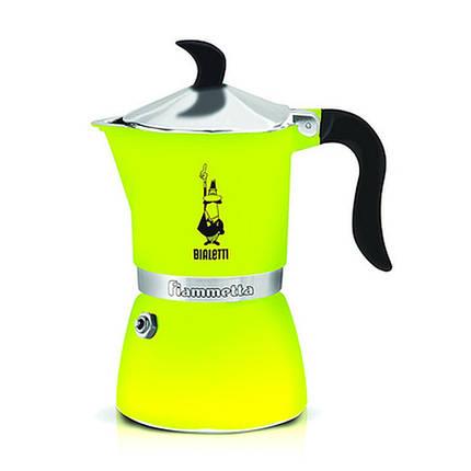 Гейзерная кофеварка Bialetti Fiammetta 180 мл (0004792), фото 2