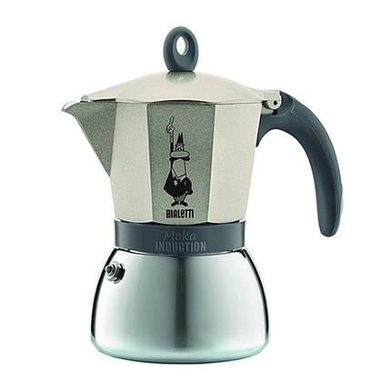 Гейзерная кофеварка Bialetti Moka Express Induction 360 мл 0004833, фото 2