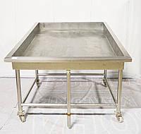 Столы  для выкладки рыбы на льду б/у, фото 1