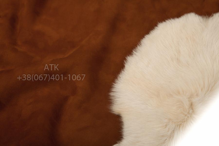 Дубленочный мех Тоскана бронзовая