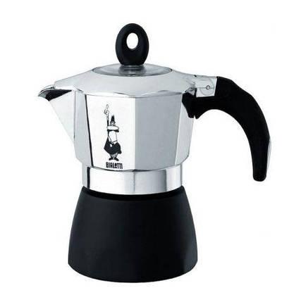 Гейзерная кофеварка Bialetti Dama Grand Gala 180 мл (990002182), фото 2