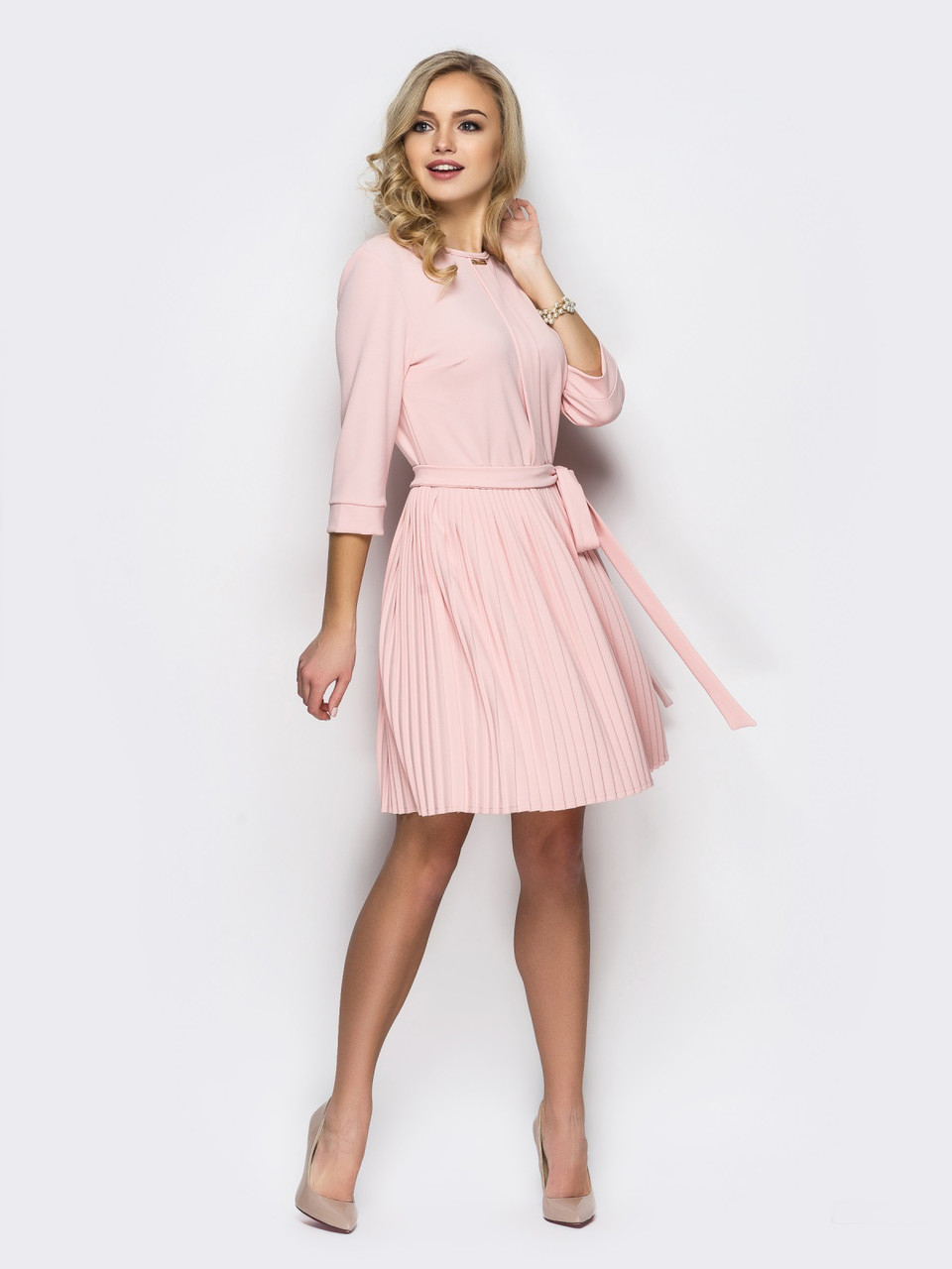 Стильне плаття з рукавами 3 4 - ODUVANCHYK в Ивано-Франковске e3912b31118a7