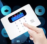 Беспроводная GSM сигнализация ZC-GSM023