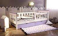 Кровать подростковая с бортиками от 3 лет Infinity Baby Dream