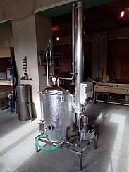 Установка для дистилляции эфирных масел 100 л