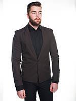 Пиджак коричневый, 2403 M