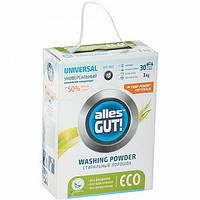 Стиральный порошок Alles GUT Eco 3 кг (50725106)