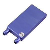 Алюминевый блок водяного охлаждения радиатора 40*80 мм.