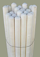 Черенок на лопату высший сорт диаметр 40 мм длина 1,2 метра (осина).