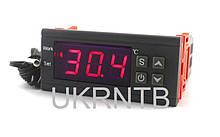 Термореле / Терморегулятор -50 ~ +110 °C, 220 В, до 10 А / Термостат / Регулятор температуры программируемый
