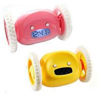 Убегающий будильник Clocky, часы-будильник, 1000428, убегающий будильник, убегающий будильник clocky