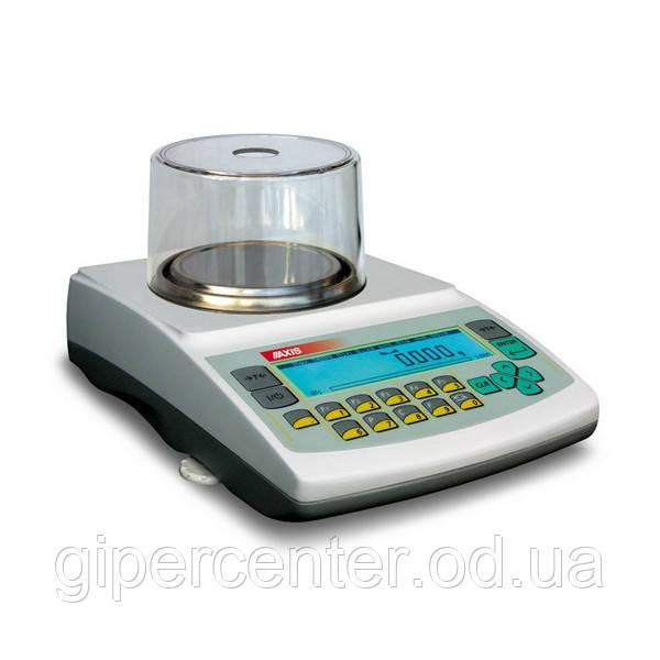 Весы лабораторные Axis ADG 200 до 200 г, дискретность 0,001 г