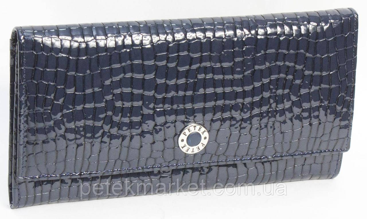 Кожаный женский кошелек Petek 379