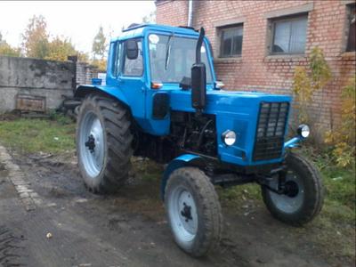 Утройство и работа гидравлической системы трактора МТЗ