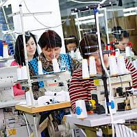 Изготовления одежды на заказ