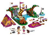 """Конструктор BELA Friends (LEGO Friends) """"Спортивный лагерь"""" 325 деталей, 10493"""