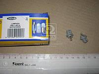 Лампа 24V BAX10D 1.2W GREY (кор.код. PB5 1,2W 24) (производство Magneti Marelli) (арт. 3724100000)