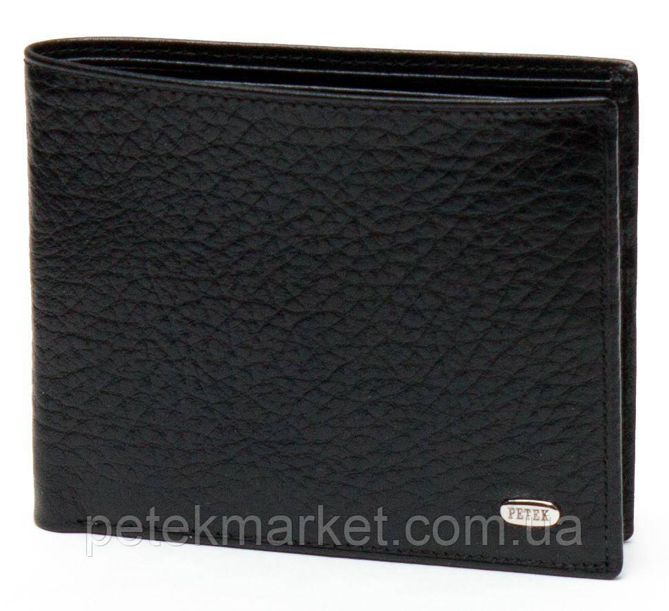 Кожаное мужское портмоне Petek 179